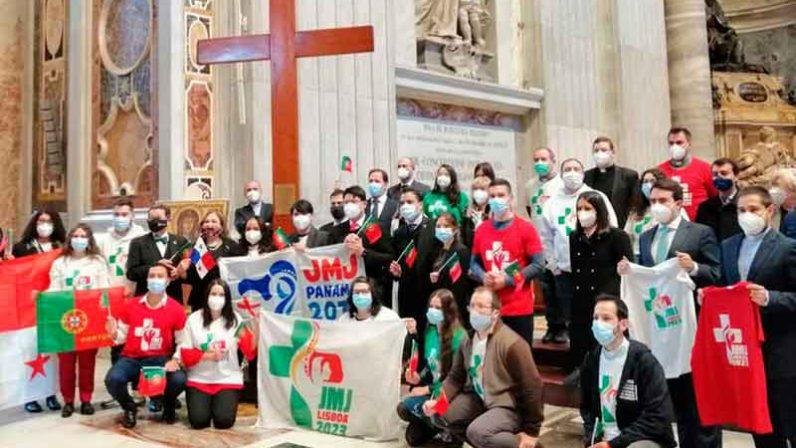 La Cruz de la Jornada Mundial de la Juventud llegará a Sevilla el sábado 23 de octubre