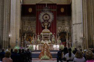 Mons. Saiz Meneses preside la Eucaristía el 15 de agosto, día de la Asunción de la Virgen