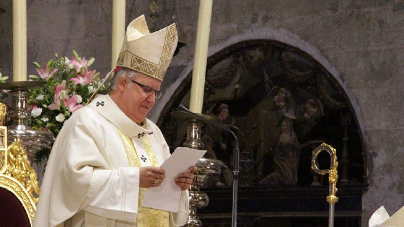 Homilía con motivo de la Imposición del Palio de Arzobispo de Sevilla (11-09-2021)