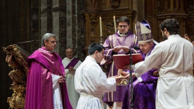 La Catedral de Sevilla acoge la ordenación sacerdotal de Jesús Espinar el sábado 18 de septiembre