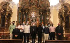 La Archidiócesis hispalense contará con ocho nuevos diáconos este sábado 18 de septiembre