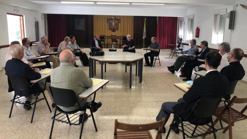 Monseñor Saiz comienza en La Corza-Pino Montano las visitas a los 28 arciprestazgos de la Archidiócesis