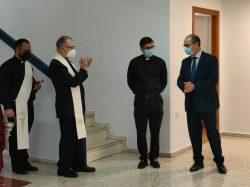 Acto de bendición e inauguración de las nuevas instalaciones del Colegio Ntra. Sra. de las Mercedes