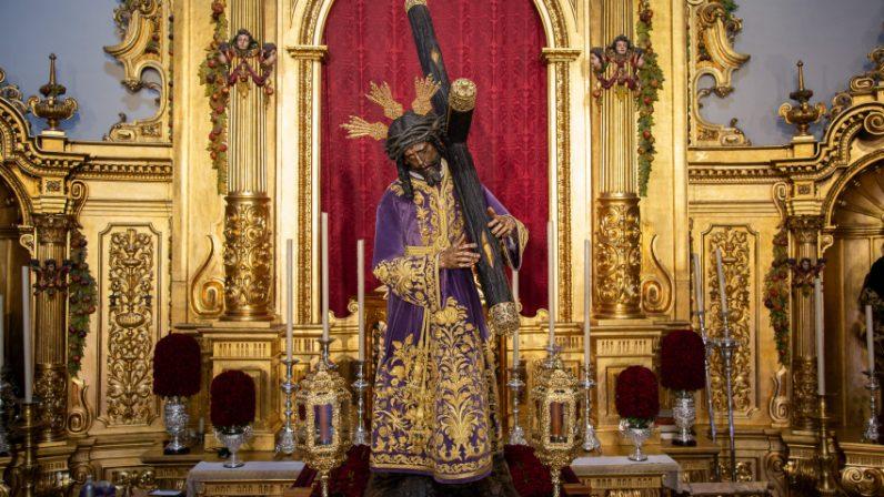 El Año Jubilar del Gran Poder se extiende a las parroquias de Tres Barrios