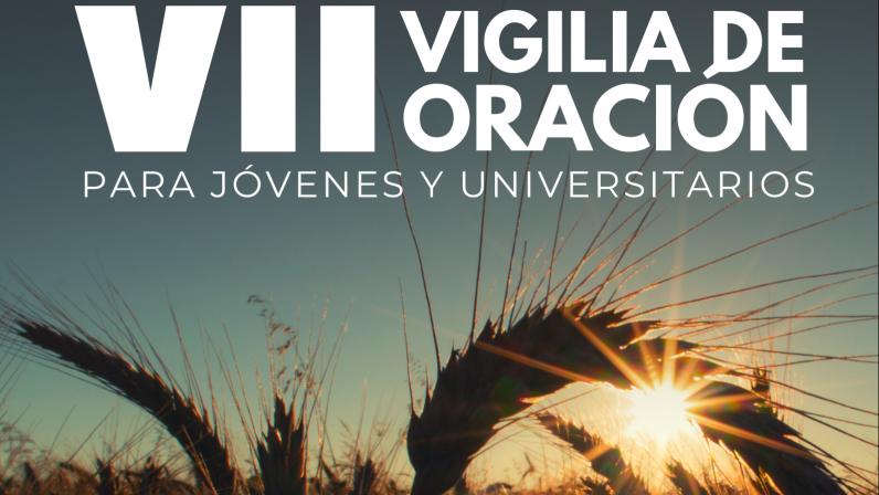 La iglesia de Portaceli acogerá la VII Vigilia de Oración para jóvenes y universitarios este jueves 14