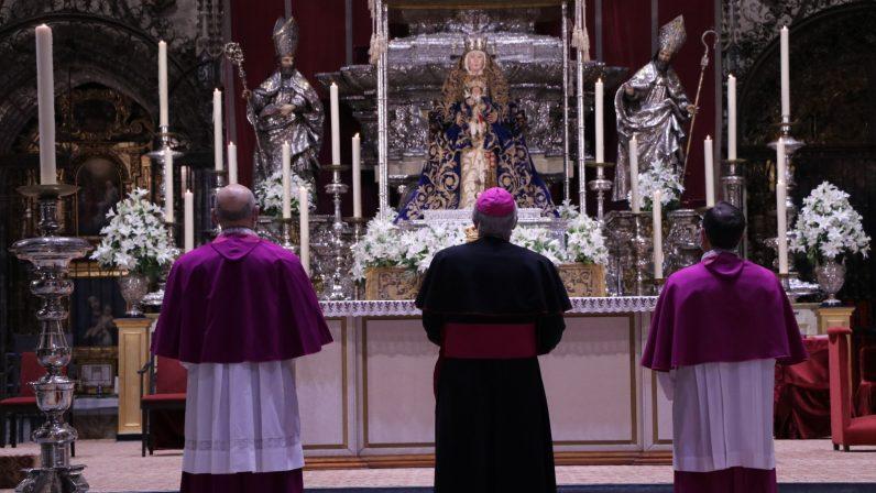 La Virgen de los Reyes saldrá en procesión extraordinaria el 7 de diciembre
