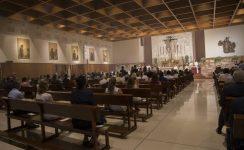 Mons. Saiz Meneses presidirá hoy la Eucaristía en la Parroquia San Juan Pablo II, día de la memoria litúrgica del santo polaco