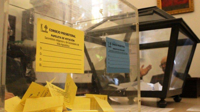 Elecciones al Consejo Presbiteral